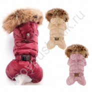 "Комбинезон Puppy Angel ""Аляска"" 2 ряда кнопок, девочка"