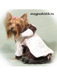 """КУРТКА ВЕЛЮРОВАЯ """"НАОМИ"""""""