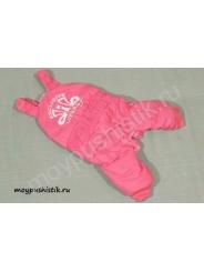 Комбинезон-штаны dib 'Стяжка' розовые