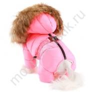 382 PA-OW Комбинезон для девочки Puppy Angel (Розовый #510)