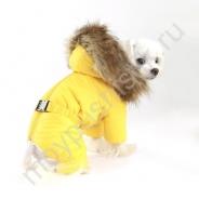 382 PA-OW Комбинезон для девочки Puppy Angel (Желтый #290)