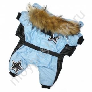 Комбинезон 'Rus Star' гол/черн для мальчка