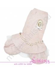Платье-комбинезон 'Pretty' розовое