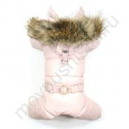 314 Комбинезон Puppy Angel светло розовый
